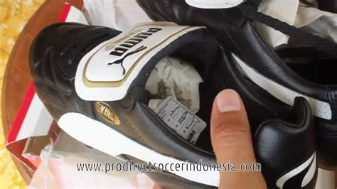 Sepatu Bola King sepatu bola king top made in italy fg black white team gold 103812 01 original