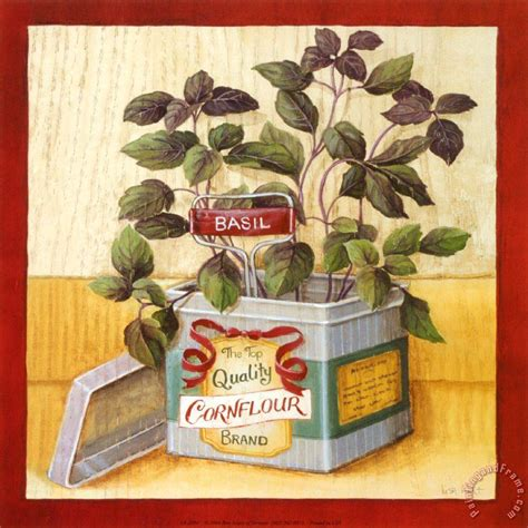 kitchen herbs lisa audit kitchen herbs basil painting kitchen herbs