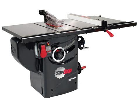 sawstop pcs31230 pfa30 3 hp professional cabinet saw