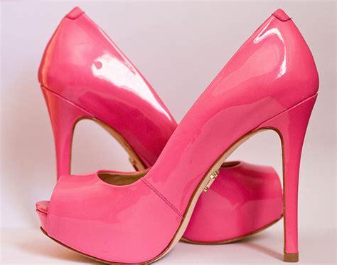fashion pink shoes image 215847 on favim