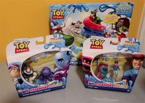 toy story bathtub party new toy by mattel partysaurus rex bringing the party to