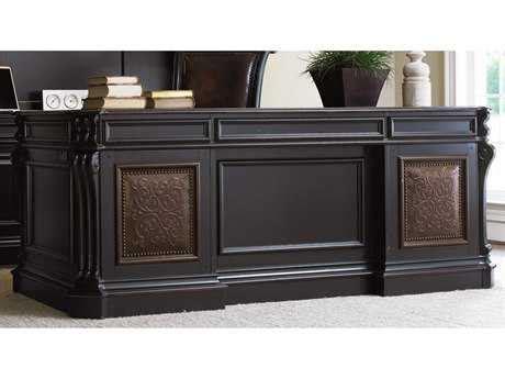 black office desk for sale hooker furniture telluride black with reddish brown 76 5