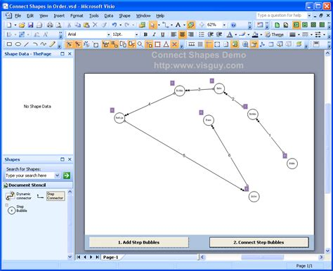 visio lines powerpoint uml shapes free