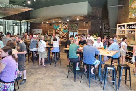 blueprint tap room welcome wiseacre newest brewery and tap room
