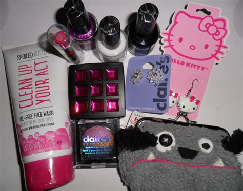 My Items From Claires 4 by Makeup Ideas 187 Claires Makeup Beautiful Makeup Ideas And