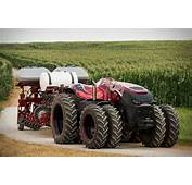 Case IH Magnum Autonomous Tractor  Ih And
