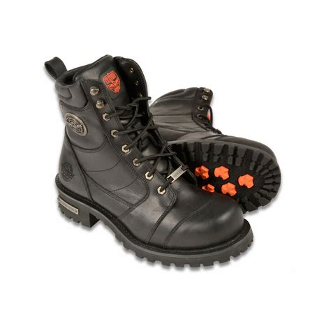 womens wide motorcycle boots wide s motorcycle boots leather 8 inch