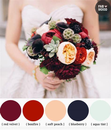 Fab Fall Shades by Autumn Wedding Bouquets Ideas 1 Fab Mood Wedding