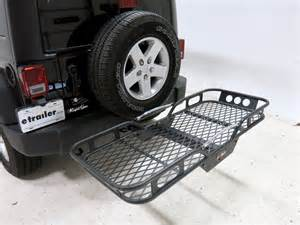 Hitch For Jeep Wrangler Jeep Wrangler Unlimited 22x59 Rola Cargo Carrier For 2
