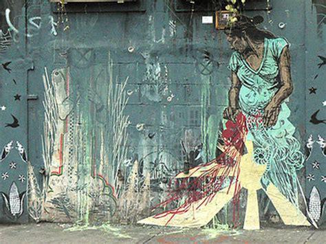 graffiti art   history   controversial form