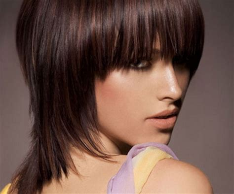 Streaked Medium Shag Hairstyles | medium shaggy hairstyles for women