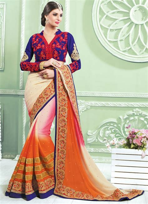 16 best Designer Sarees Kolkata images on Pinterest