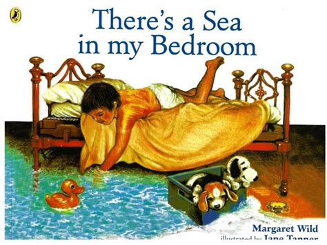 my bedroom story my bedroom story there s a sea in my bedroom book kids
