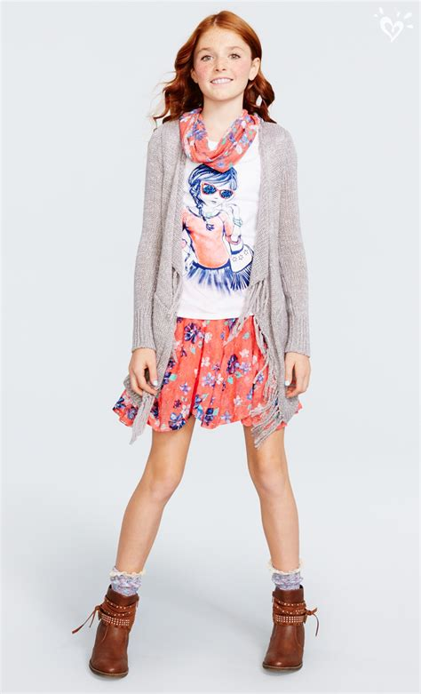 skirt pre teen our printed lace skirt with built in shorts pairs