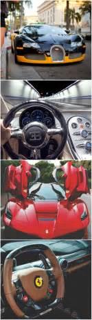 Maserati Vs Bugatti Fastest Supercar Laferari Vs Bugatti Veyron