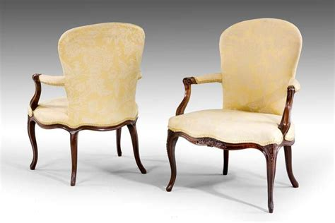 Period Armchairs by Pair Of George Iii Period Armchairs For Sale At 1stdibs