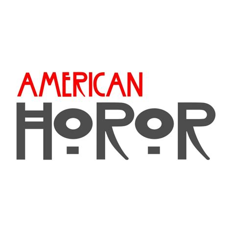file american horror story title svg wikimedia commons american horror story svg cuttable font