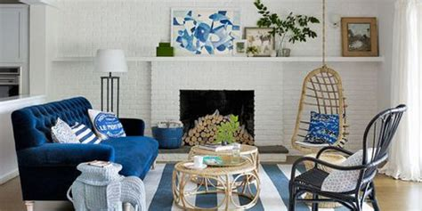 Blue Living Room Wall Decor - 25 best blue rooms decorating ideas for blue walls and