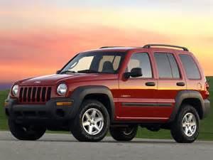 Jeep Liberty Kj 2002 04 Jeep Liberty Sport Kj 2001 04