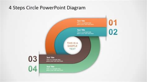 10 step circular diagram style for powerpoint slidemodel best circular diagrams templates for presentations