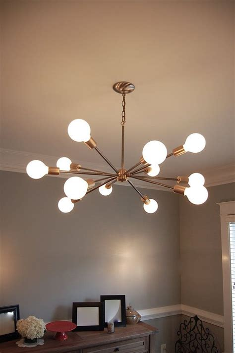 mid century dining room lighting 17 best images about light fixtures on pinterest