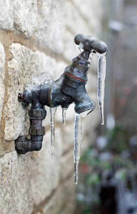 Protect Outside Faucets Freezing by Sprinkler System Outs The Importance Of Winterizing Your Sprinkler System