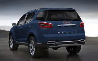 Buick Envoy Gmc Envoy Concept 2017 2018 Best Suvs