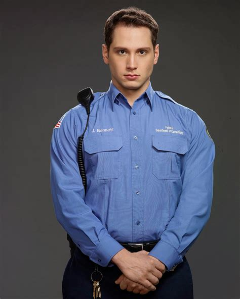 Orange Is The New Black Officer by Kenneth In The 212 Matt Mcgorry Works His Magic