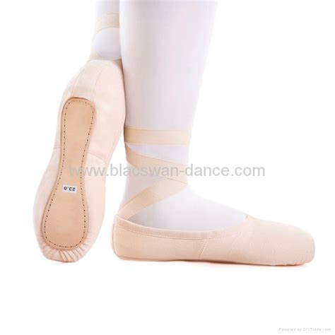 canvas pointe shoes ps11 blacswan china athletic