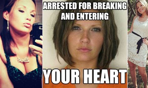 Hot Convict Meme - attractive convict meme woman revealed as mom of four