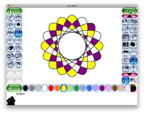 tux paint to play tux paint mac free