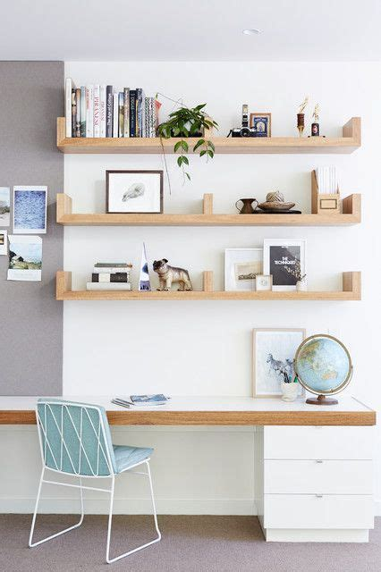 best 25 home office shelves ideas on home