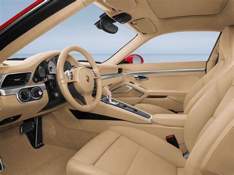 porsche carrera interior 2012 porsche 911 carrera s coupe beige interior
