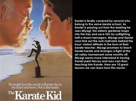 film quotes karate kid the karate kid quotes image quotes at hippoquotes com