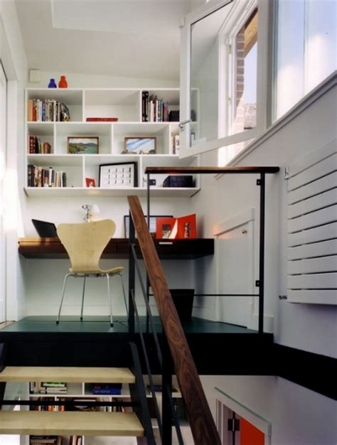 stylish office cool and stylish office desk in closet decoration