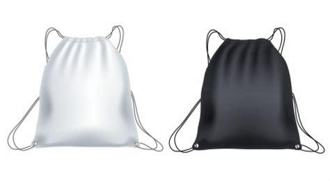 Tas Serut String Bag Banana drawstring backpack vectors stock in format for free 961 76kb