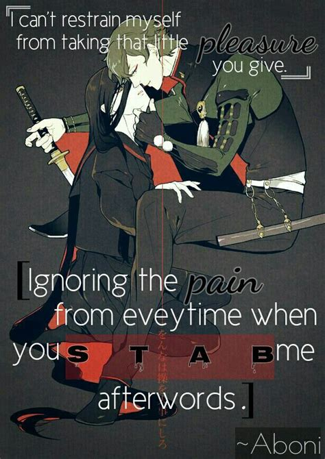 anime quotes about pain feels quotes love pain happiness sorrow pleasure