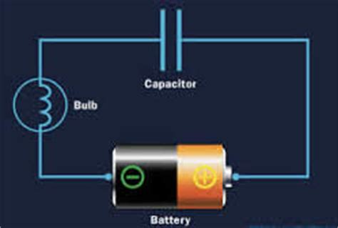 capacitor across car battery difference between capacitor and battery capacitor vs battery