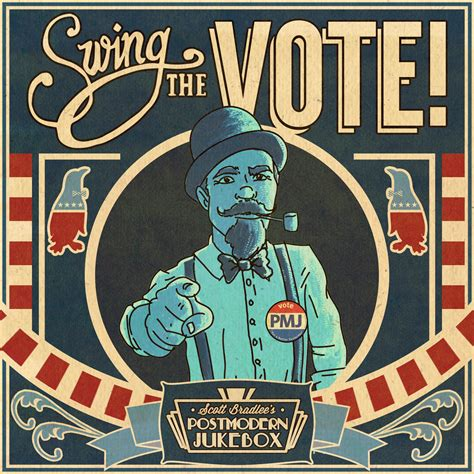 vote swing new full length album quot swing the vote quot available now