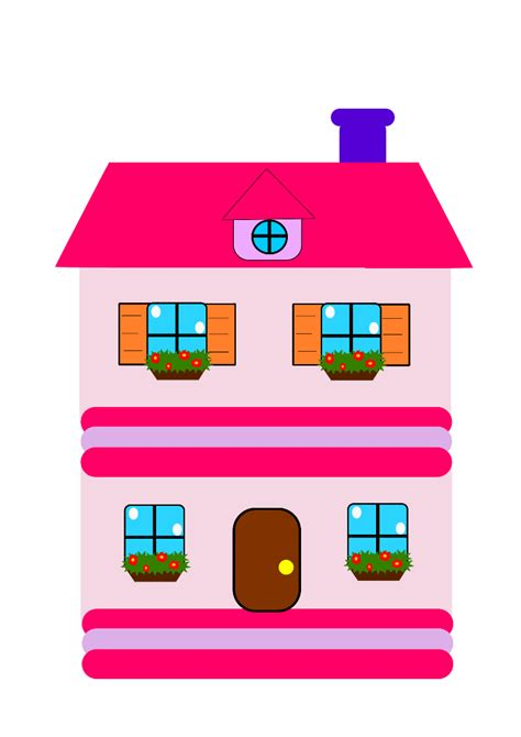 doll house clipart doll house clipart cliparts co