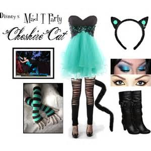 mad t party cheshire cat costume polyvore