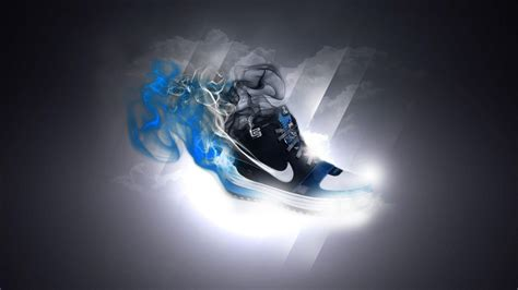 wallpaper 3d nike nike shoes wallpapers wallpaper cave