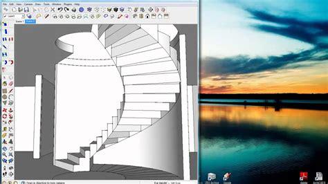 tutorial google sketchup 8 español parte 8 sketchup tutorial curviloft plugin doovi