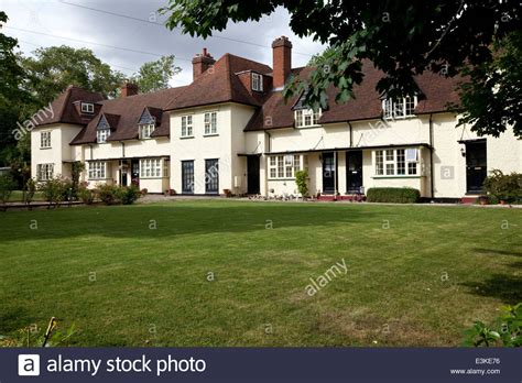 Garden City Arts Arts And Crafts Period Houses In Letchworth The World S