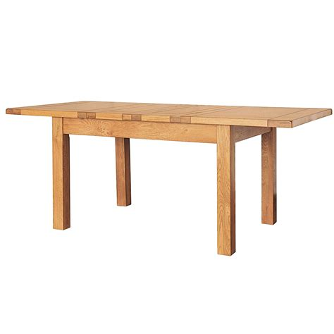 country dining table with leaves country oak 4ft4 extending dining table 2x leaves