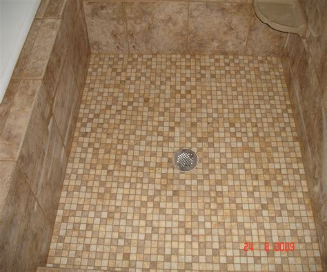Dusche Bodengleich Fliesen by Shower Floor Tile Casual Cottage