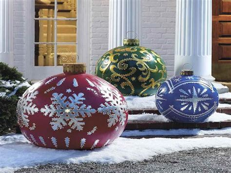 home made outdoor christmas decorations outdoor christmas decorations ideas for winter christmas