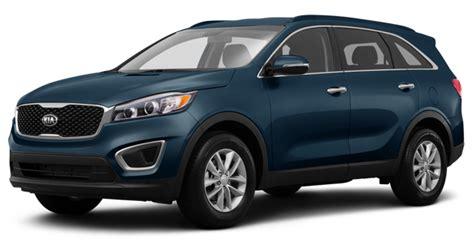 Kia Sorento Fuel Consumption Top 10 Crossovers Of 2016 Carmax