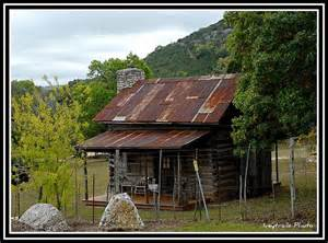 hill country cabin flickr photo