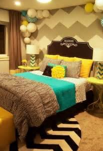 Aqua Girls Bedroom » New Home Design